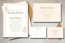 Classic Wedding Invitations Classic Wedding Invitation Invitation Templates Creative Market