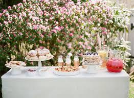 buffet and bar table ideas popsugar food