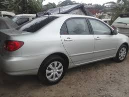 2005 toyota corolla le for sale for sale toyota corolla le 2004 model colour ash grey blend