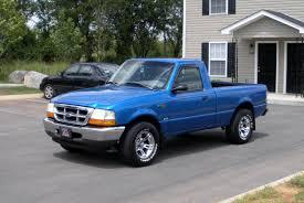 Ford Ranger Truck Colors - 6927fx 1999 ford ranger regular cabshort bed specs photos
