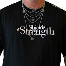 men necklace lengths images Shields of strength men 39 s stainless steel flag cross necklace jpg