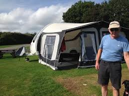 Caravan Awning Rail Protector Size 5 Caravan Awning Used Caravan Accessories Buy And Sell In