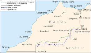 Marrakech Map World by Sand War Wikipedia