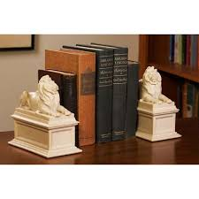 marble lion bookends new newyorkfirst new york library lions bookends set of 2