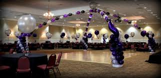 Balloon Ceiling Decor Balloons Party Blvd