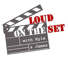 loud on the set with kyle and kyle foster arts