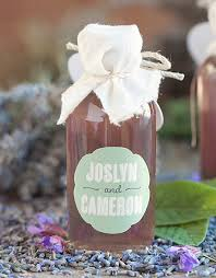 simple wedding favors lavender simple syrup wedding favors weddings ideas from evermine
