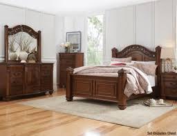 haywood 6pc queen bedroom set art van furniture