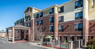 Comfort Suites Lakewood Colorado Hotel Denver Tech Center