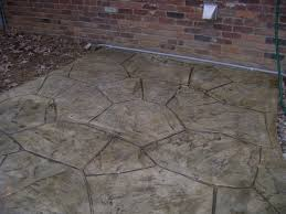 Stamped Concrete Backyard Ideas by Pictures Of Stamped Concrete Patios Best Stamped Concrete Patio