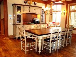 table salle a manger ancienne 5 set de cuisine en bois le bois