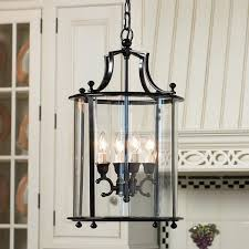 Cottage Kitchen Lighting Fixtures - image of hanging lights for kitchen table with picture of art