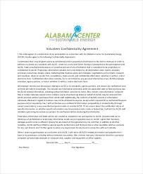 generic confidentiality agreement u2013 10 free word pdf documents