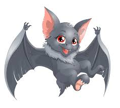 Cute Bat Clipart