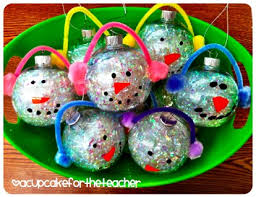 i you snow much adorable snowman ornament craft for