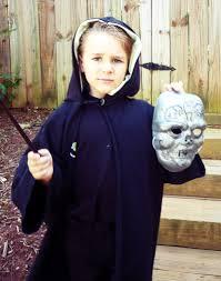 costume wizard robe dabbled costume