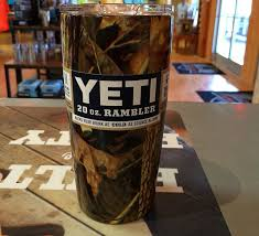 yeti colored rambler 20 realtree camo cup yeti colored ramblers