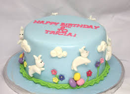 easter bunny birthday cake u2013 happy easter 2017