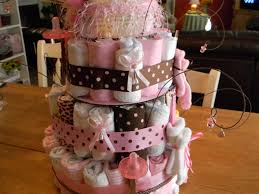 the tolliver times baby shower diaper tower