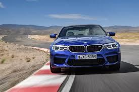 bmw g10 2018 bmw m5 offers 600 horsepower of drift mode roadshow