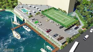 architectural site plan site plan rendering development plan