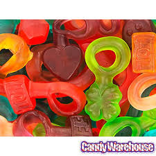 Ring Pop Boxes Ring Pop Gummies Chains 3 75lb Box Candywarehouse Com