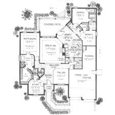 28 2400 sq ft house plan impressive at under 2 400 sq ft