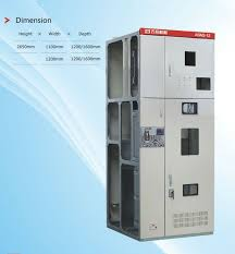 Switchboard Cabinet Xgn66 12 Box Type Fixed Industrial Switchgear Panel Cabinet