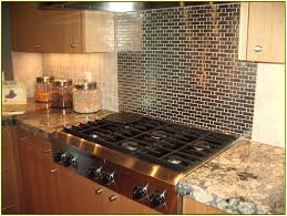 home design exciting backsplash behind stove with marble