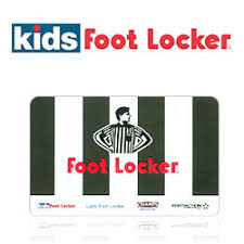 gift cards for kids buy kids foot locker gift cards at giftcertificates