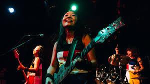 ramen rock japanese punk legends shonen knife sing about food