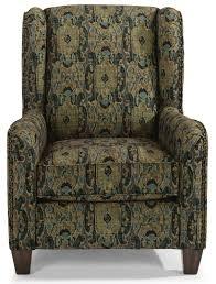 Flexsteel Chair Prices Bay Bridge Accent Chair Flexsteel Frontroom Furnishings