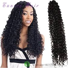 crochet weave with deep wave hairstyles for women over 50 21 best freetress water wave syntehtic hair extension images on