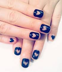 summer nail art designs for short nails 0016