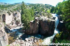 Wyoming waterfalls images 16 hidden waterfalls in wyoming jpg