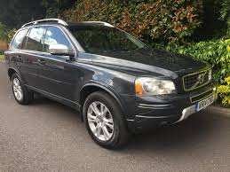 used volvo xc90 se lux for sale motors co uk