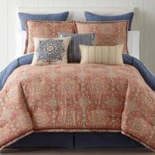 Jcpenney Comforters And Bedding Jcpenney Home Adeline 4 Pc Bohemian Reversible Comforter Set