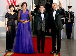 obama dresses obama s best tadashi shoji looks tadashi shoji