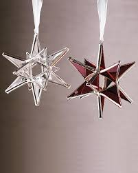 glass moravian ornaments smithsonian store
