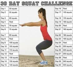 Challenge Wiki Workout 30 Day Squat Challenge Diet Wiki Fandom Powered By Wikia