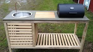 Build A Portable Outdoor Kitchen Lifehacker Australia - Portable kitchen sink