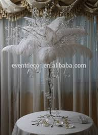 feather centerpieces and feather centerpiece for wedding chrismas use view