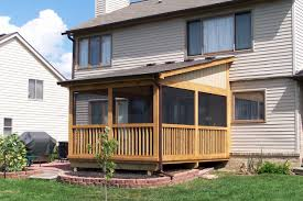 Screened Porches by Southeastern Michigan Screened Porches Enclosures U0026 Sheds Photo
