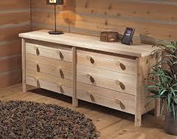 Rustic Bedroom Furniture Sets Amazon Com Six Drawer Dresser