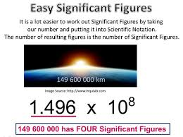 significant figures passy u0027s world of mathematics