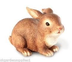 resin bunny rabbit garden ornament tc001 ebay