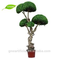 box1040 gnw indoor ornamental plants artificial topiary trees for
