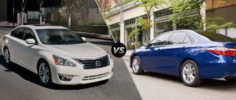nissan altima 2015 deals nissan altima vs 2015 toyota camry