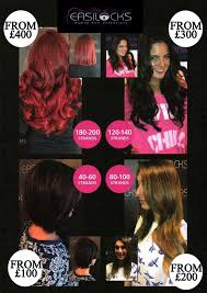 easilocks hair extensions introducing easi locks hair extensions durrant hair and