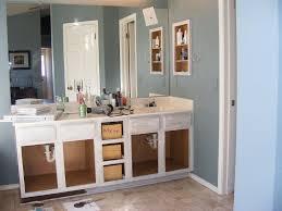 painting a bathroom vanity bathroom decoration